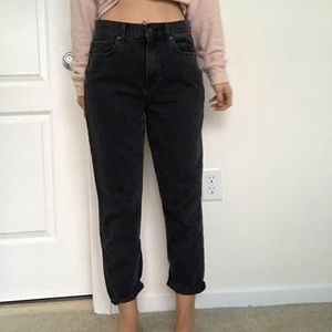 American Eagle Mom Jeans size 4S